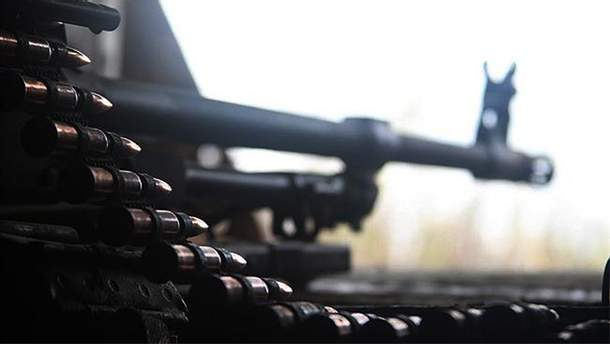 Обстріли на передовій