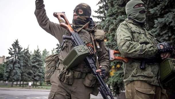За останні десять днів в поліцію Донеччини здалися 7 бойовиків