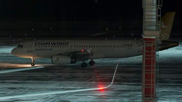 Этим самолетом российских наемников доставляют в Сирию