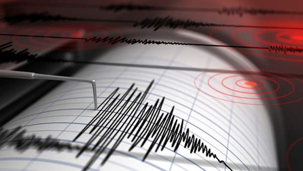 Землетрус біля Гватемали