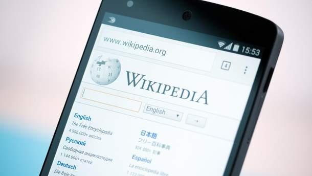 """Обнародован рейтинг украинских звезд, о которых чаще всего упоминается в """"Википедии"""""""
