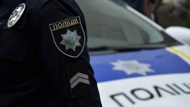 Полиция задержала молодчиков