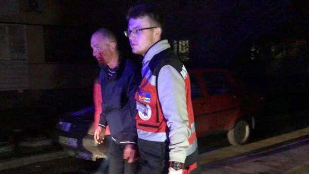 Пьяная драка с кровавыми последствиями произошла в Киеве