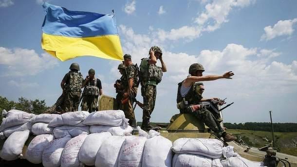 Ворог цинічно обстріляв позиції ЗСУ на Донбасі