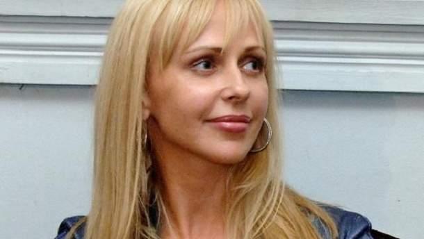 Умерла Анжелика Волчкова