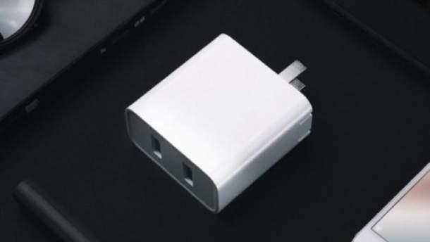 Xiaomi презентувала новий потужний USB-зарядний пристрій