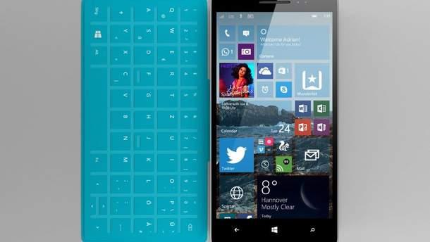 Смартфон від Microsoft (ілюстративне фото)