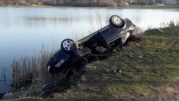 В Тернопольской области произошло смертельное ДТП с участием молодых людей