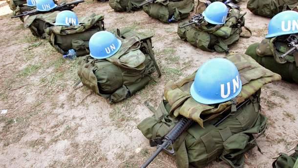 Миротворцы на Донбассе быть или не быть