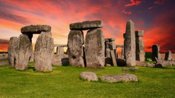 Стоунхендж: загадочные столбы
