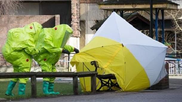 """Після отруєння Скрипалів до РФ було відправлено повідомлення """"посилка доставлена"""""""