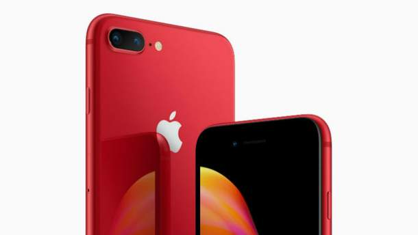 iPhone 8 and iPhone 8 Plus (PRODUCT) RED Special Edition