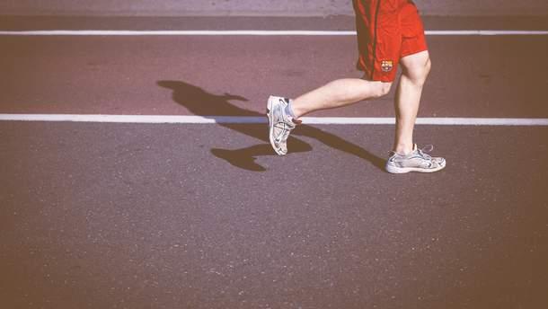 Як не нашкодити собі під час пробіжки