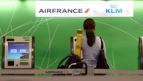 Air France подсчитывает убытки после 7 дней забастовок работников