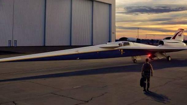 NASA планує до 2025 року запустити комерційні надзвукові польоти над землею