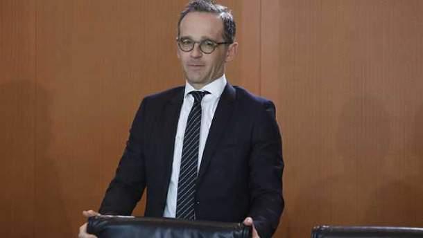 Министр иностранных дел Германии Гайко Маас приедет в Украину
