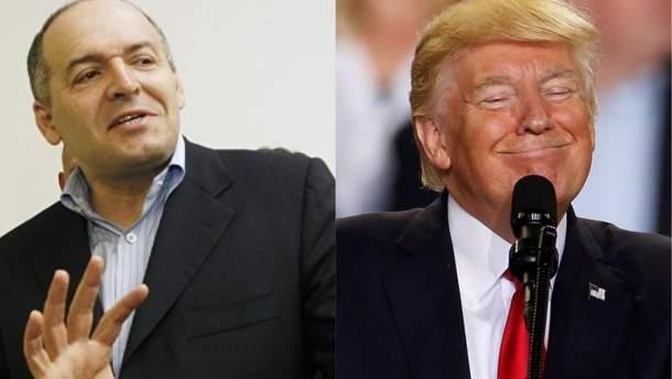 ЗМІ: Мюллер взявся запожертвування Пінчука вфонд Трампа