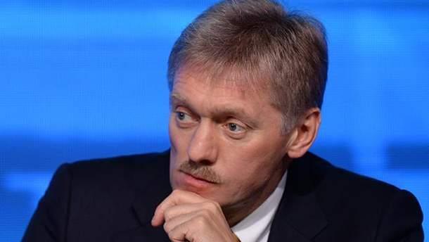 У Путіна розповіли, що не збираються йти на поступки під тиском Заходу