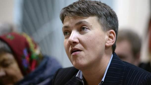 Обыски у Савченко