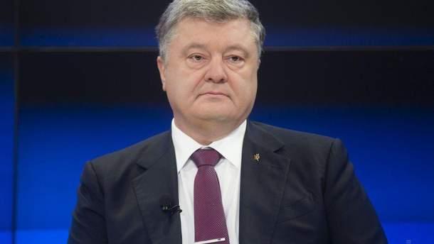 Порошенко подчеркнул, что РФ не поддерживает миротворческую миссию ООН на Донбассе