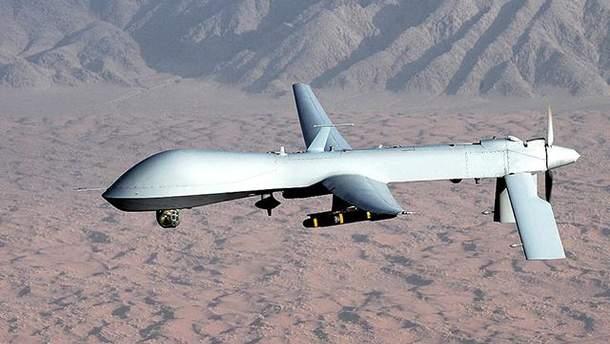 Російські військові блокують сигнали безпілотників США в Сирії