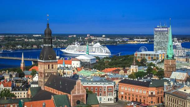 Украинцам обещают поезд в Ригу за 59 евро