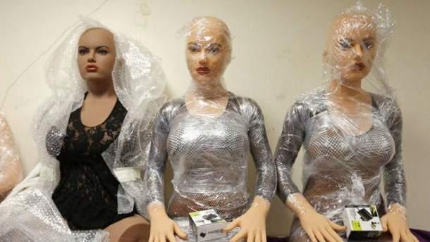 Ученые увидели опасность в секс-роботах