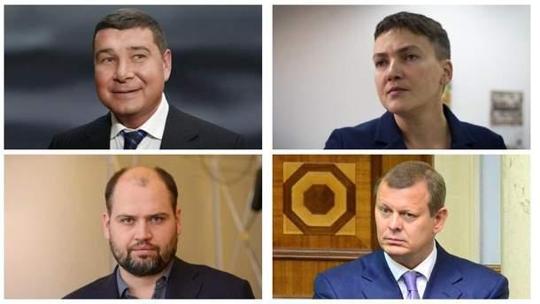 Четверо депутатів, які не подали е-декларацію