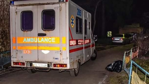 В Киеве обнаружили труп молодого мужчины