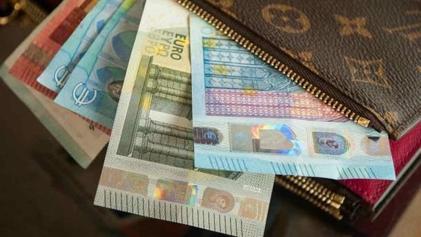 Курс валют НБУ на 12 апреля