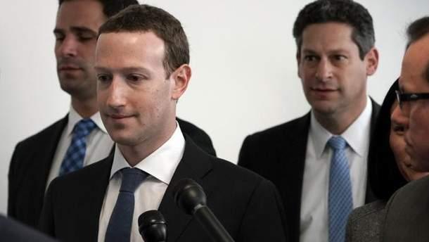Марк Цукерберг в Сенаті: ТОП-15 запитань до власника Facebook