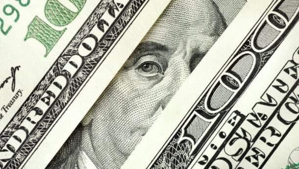 Курс доллара в Украине 2018