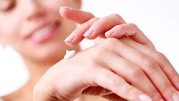 Догляд за шкірою рук навесні
