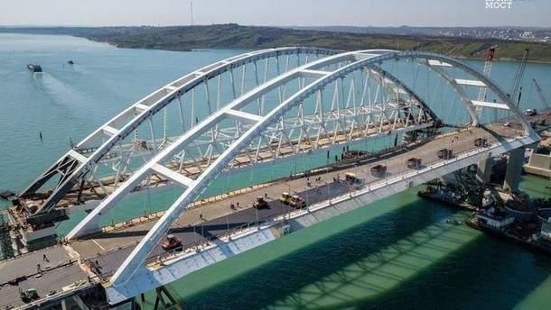 Будівництво Кримського моста