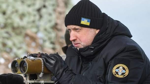 Александр Турчинов рассказал об аннексии Крыма
