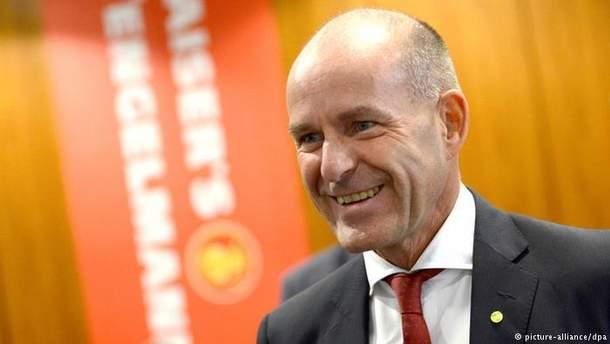 Німецький мільярдер, глава групи Tengelmann,  Карл-Еріван Гауб