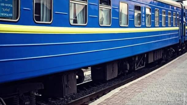Укрзализныця открыла продажу билетов на поезда южного и западного направлений