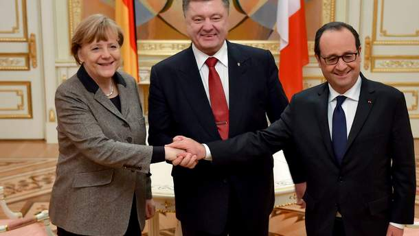 """У Росії вважають, що  """"нормандський формат"""" без них неможливий"""