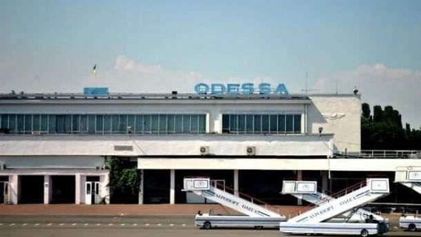Керівництво одеського аеропорту прокоментувало заяву НАБУ про арешт майна