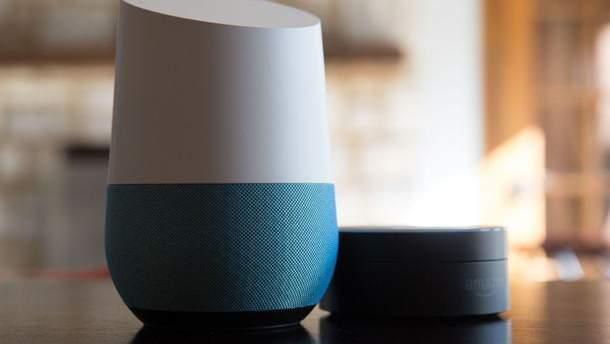 Компания Google представила колонку для дома Home