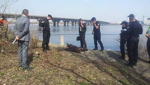 В Днепре нашли тело девушки