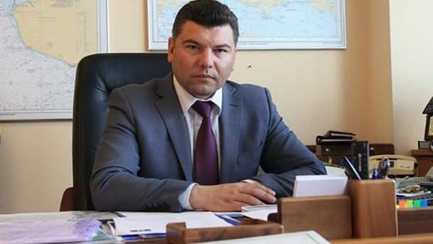 Глава Укртрансбезпеки Михаил Ноняк отстранен от должности