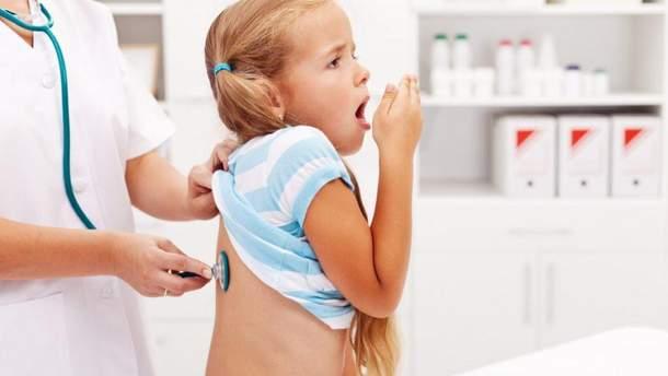 Антибіотики можуть спровокувати алергію у дітей