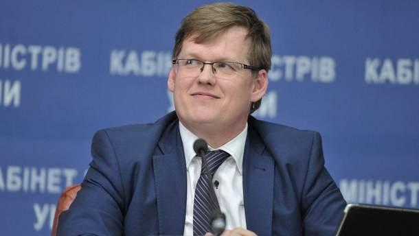Розенко заверил, что пенсии военным начислят до 1 мая