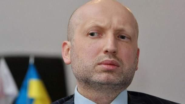 Турчинов назвав ядерне роззброєння України помилкою