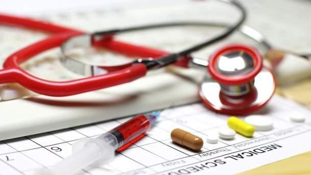 Медицина в Украине