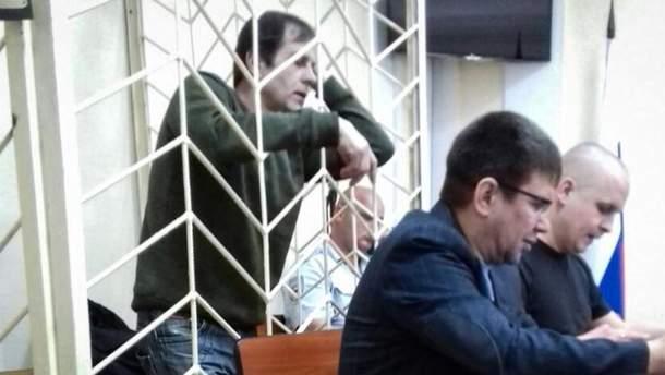 Володимир Балух продовжує голодувати