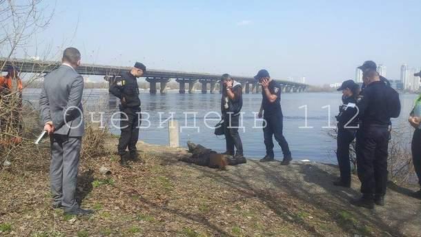 Женщина, которую нашли в реке Днепр – не студентка медуниверситета