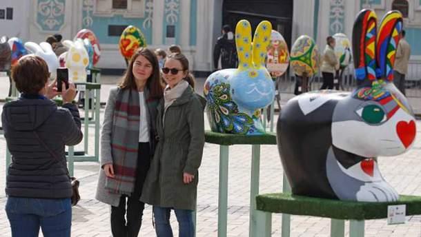 11 апреля в Киеве зафиксирован новый температурный рекорд
