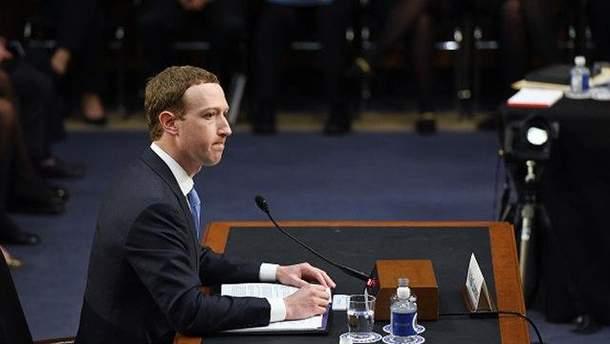 Цукерберг дал показания в Сенате по делу об утечке данных из Facebook: основные моменты